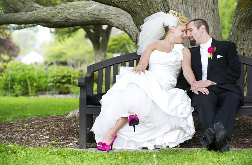 Milwaukee wedding photography spring weddings for Affordable wedding photography milwaukee