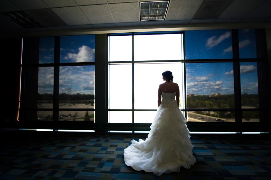 10 Milwaukee LGBT Wedding Photography   Miller Park   Nicole and Kristin