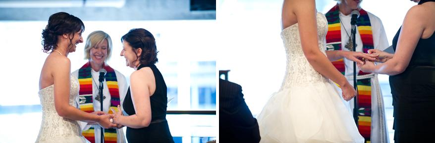 19 Milwaukee LGBT Wedding Photography   Miller Park   Nicole and Kristin