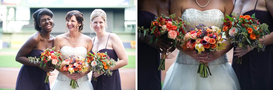 23 Milwaukee LGBT Wedding Photography   Miller Park   Nicole and Kristin