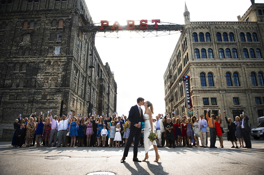 aaa Pabst Best Place Wedding Milwaukee Photographer   Erin and Nick