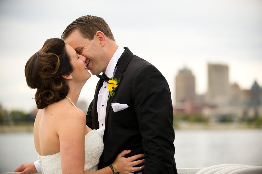 381 Marcus Center Milwaukee Wedding Photographer   Margaret and Patrick!