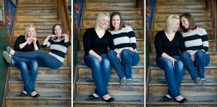 1 LBGT Engagement Photos Madison Wisconsin   Robyn and Chrissy