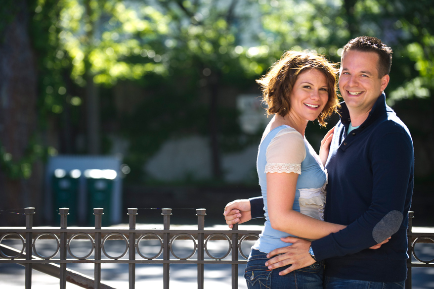 112 Milwaukee Photographer   Engagement Photos for Karie and Matt