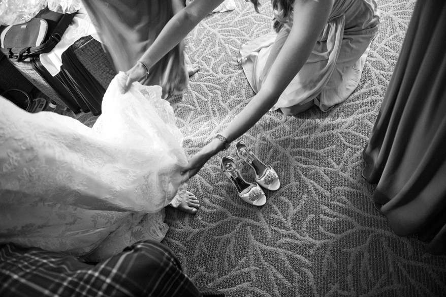 14 Lake Lawn Resort Wedding Photographer   Jewish Wedding Milwaukee   Danny and Susan