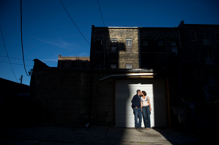 162 Milwaukee Photographer   Engagement Photos for Karie and Matt