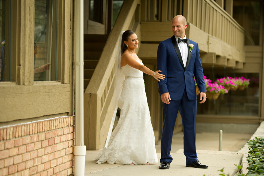 18 Lake Lawn Resort Wedding Photographer   Jewish Wedding Milwaukee   Danny and Susan