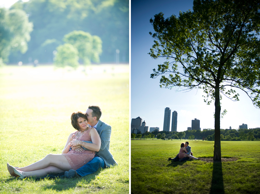 182 Milwaukee Photographer   Engagement Photos for Karie and Matt