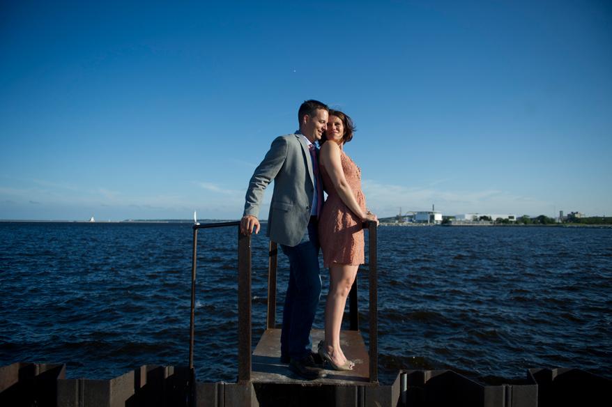 212 Milwaukee Photographer   Engagement Photos for Karie and Matt