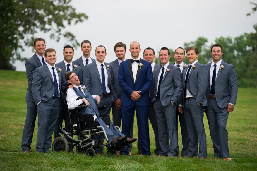 Lake Lawn Resort Wedding Photographer - Jewish Wedding Milwaukee ...