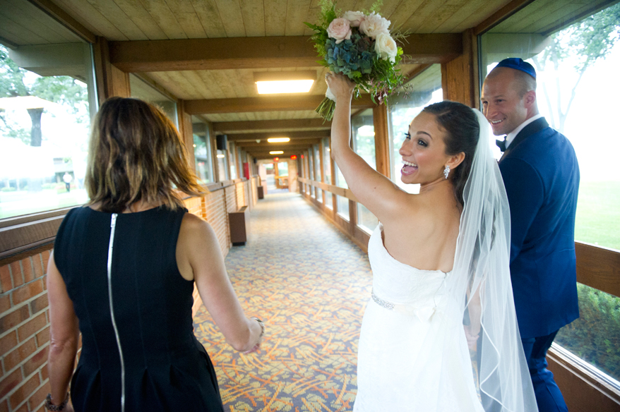 39 Lake Lawn Resort Wedding Photographer   Jewish Wedding Milwaukee   Danny and Susan