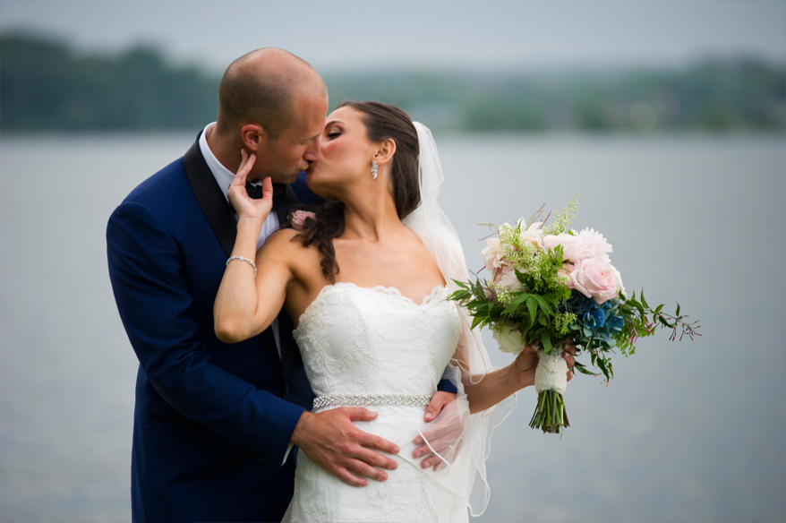 41 Lake Lawn Resort Wedding Photographer   Jewish Wedding Milwaukee   Danny and Susan