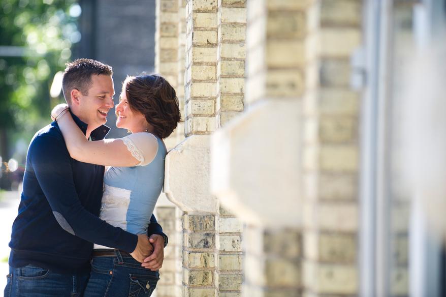 511 Milwaukee Photographer   Engagement Photos for Karie and Matt