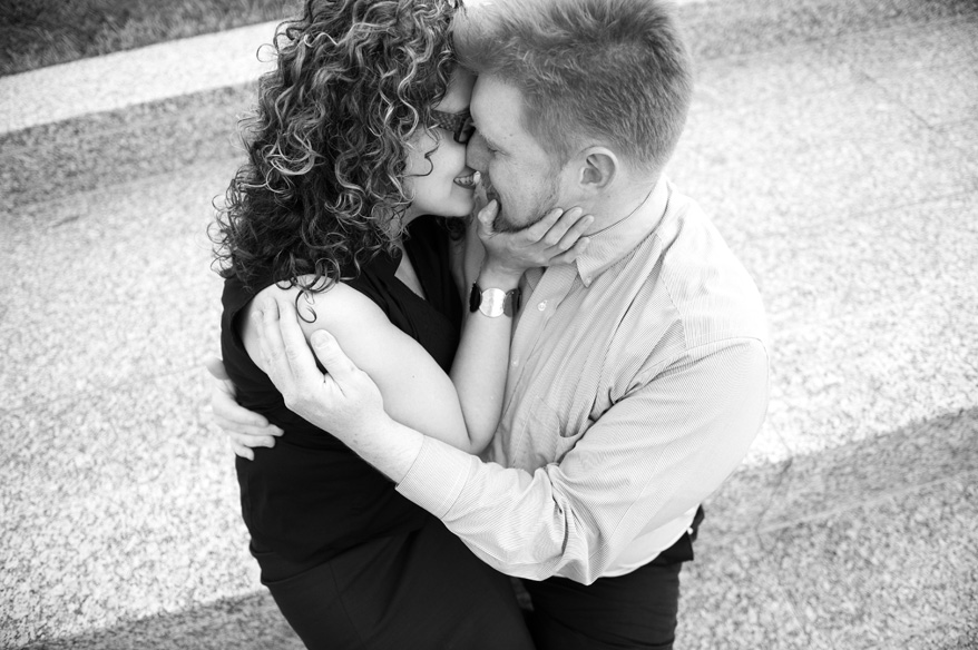 74 Milwaukee Engagement Photos Amy and Justin