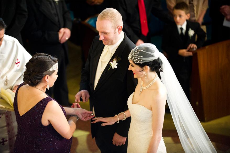 142 Greek Orthodox Wedding Milwaukee Hilton Vegan Non Traditional Gatsby