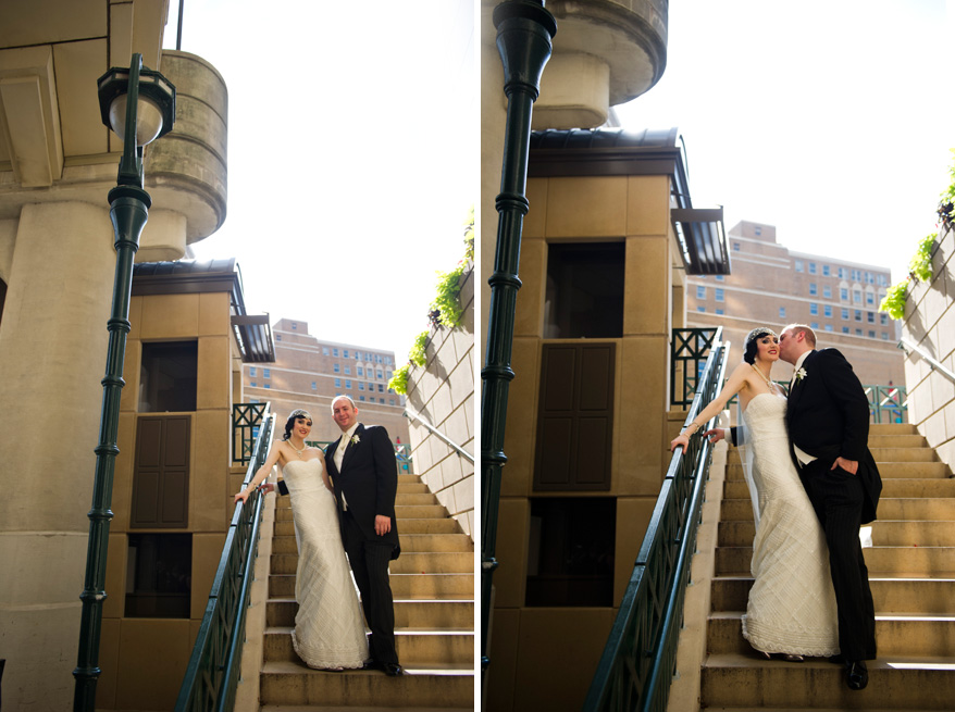 242 Greek Orthodox Wedding Milwaukee Hilton Vegan Non Traditional Gatsby