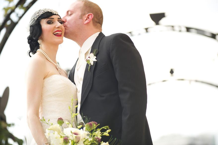 302 Greek Orthodox Wedding Milwaukee Hilton Vegan Non Traditional Gatsby
