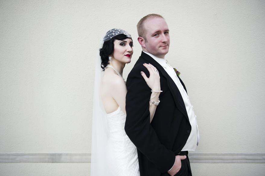 342 Greek Orthodox Wedding Milwaukee Hilton Vegan Non Traditional Gatsby