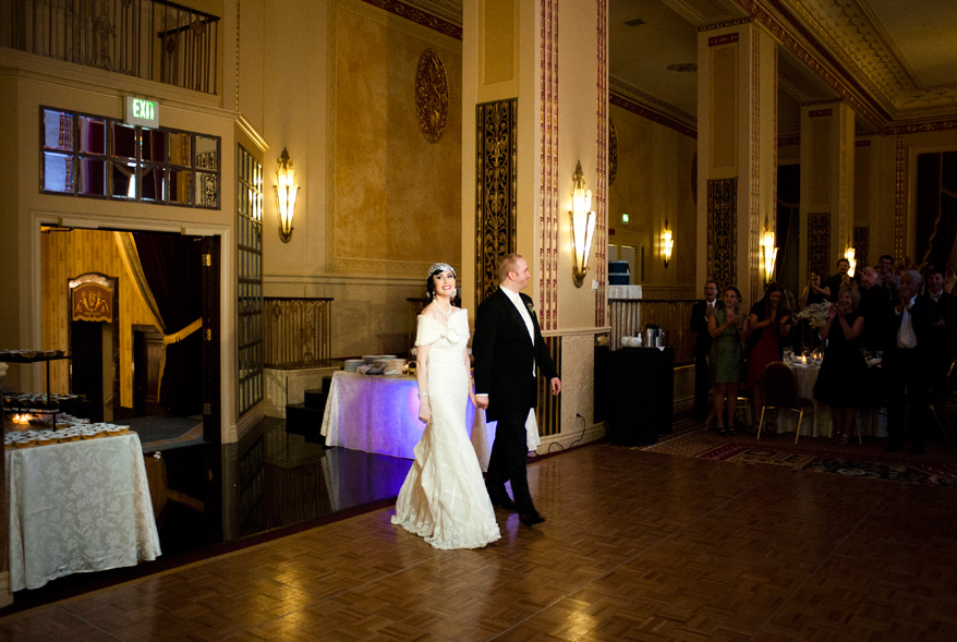 382 Greek Orthodox Wedding Milwaukee Hilton Vegan Non Traditional Gatsby