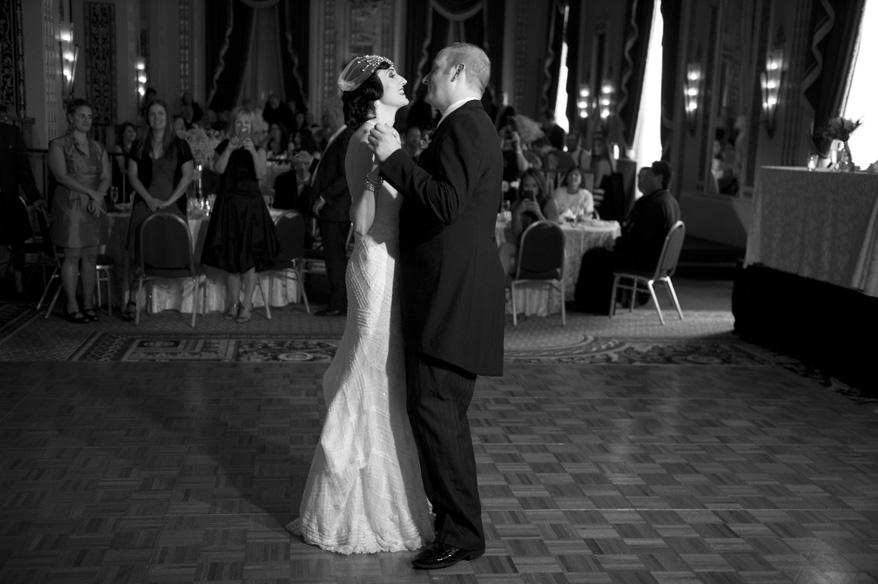 392 Greek Orthodox Wedding Milwaukee Hilton Vegan Non Traditional Gatsby