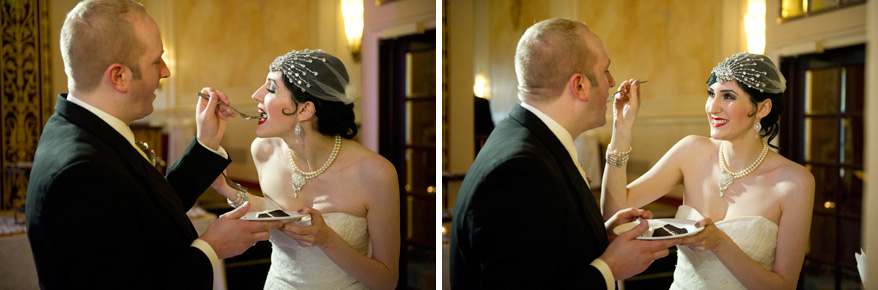 42b Greek Orthodox Wedding Milwaukee Hilton Vegan Non Traditional Gatsby
