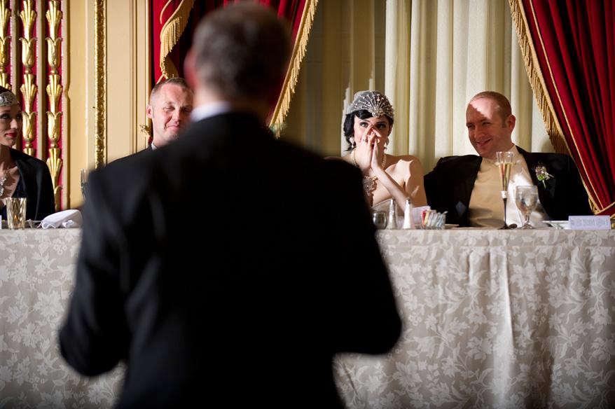 442 Greek Orthodox Wedding Milwaukee Hilton Vegan Non Traditional Gatsby