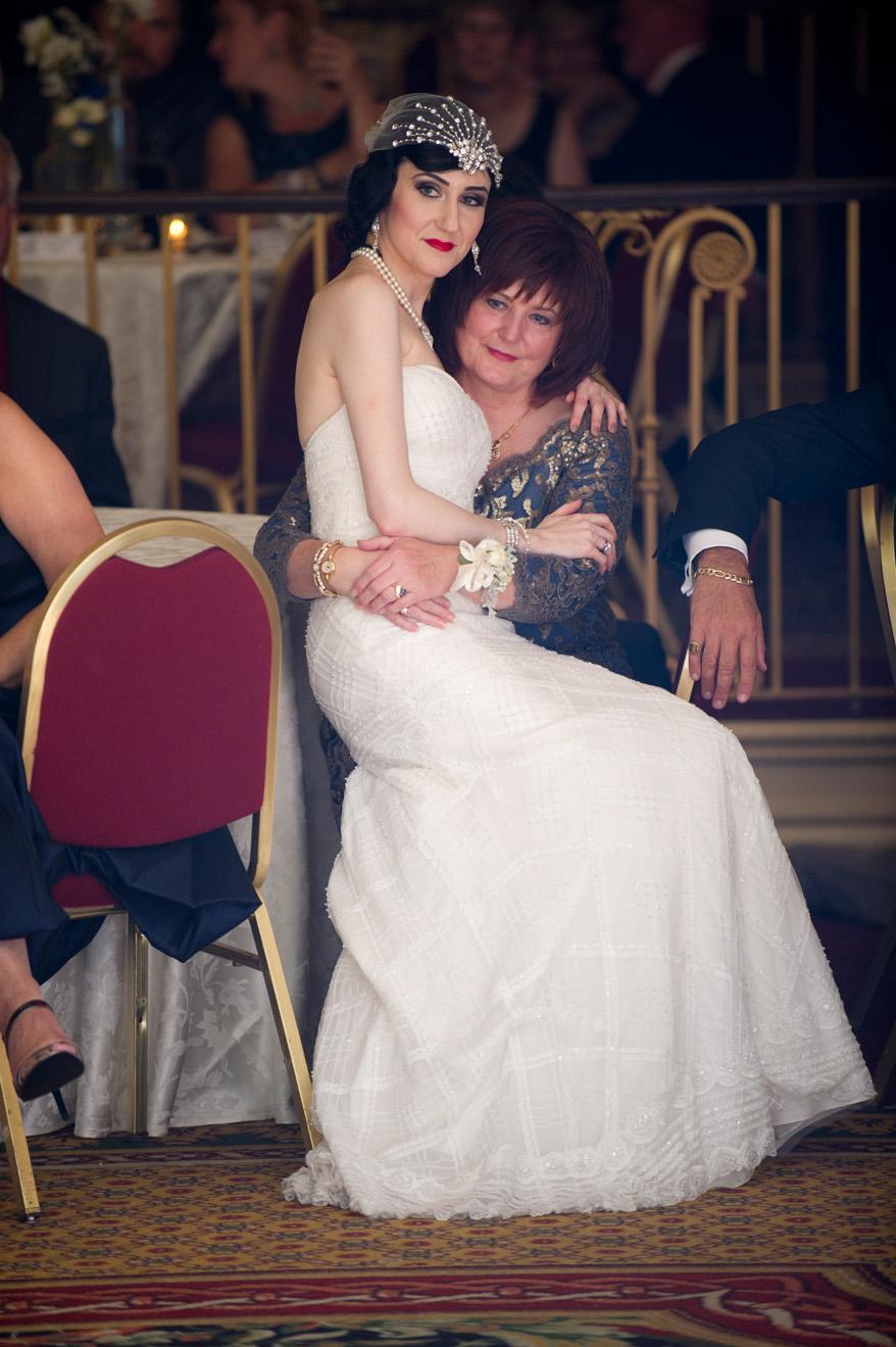 513 Greek Orthodox Wedding Milwaukee Hilton Vegan Non Traditional Gatsby