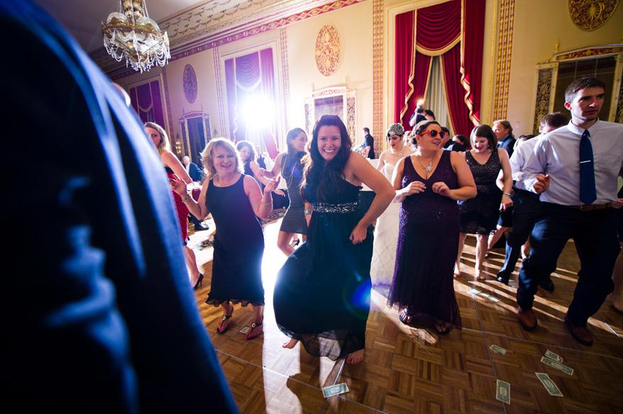 562 Greek Orthodox Wedding Milwaukee Hilton Vegan Non Traditional Gatsby