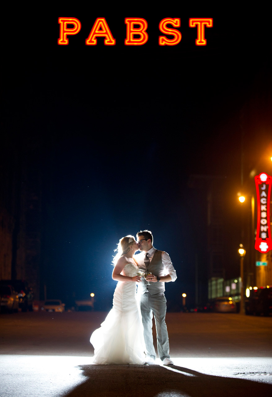 601 Schlitz Audubon and Pabst Best Place Wedding Milwaukee Photography   Nadine and Marty