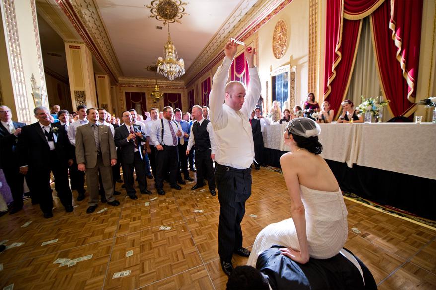 602 Greek Orthodox Wedding Milwaukee Hilton Vegan Non Traditional Gatsby