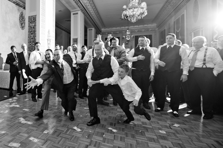 611 Greek Orthodox Wedding Milwaukee Hilton Vegan Non Traditional Gatsby