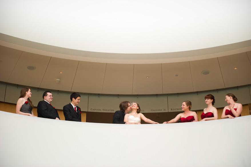101 Overture Center Wedding Madison   Mattie and John