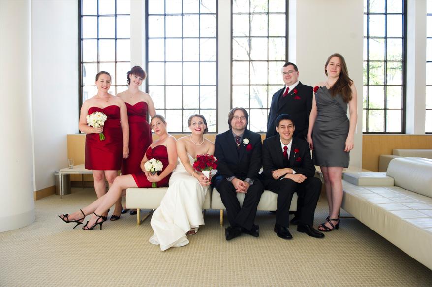 113 Overture Center Wedding Madison   Mattie and John