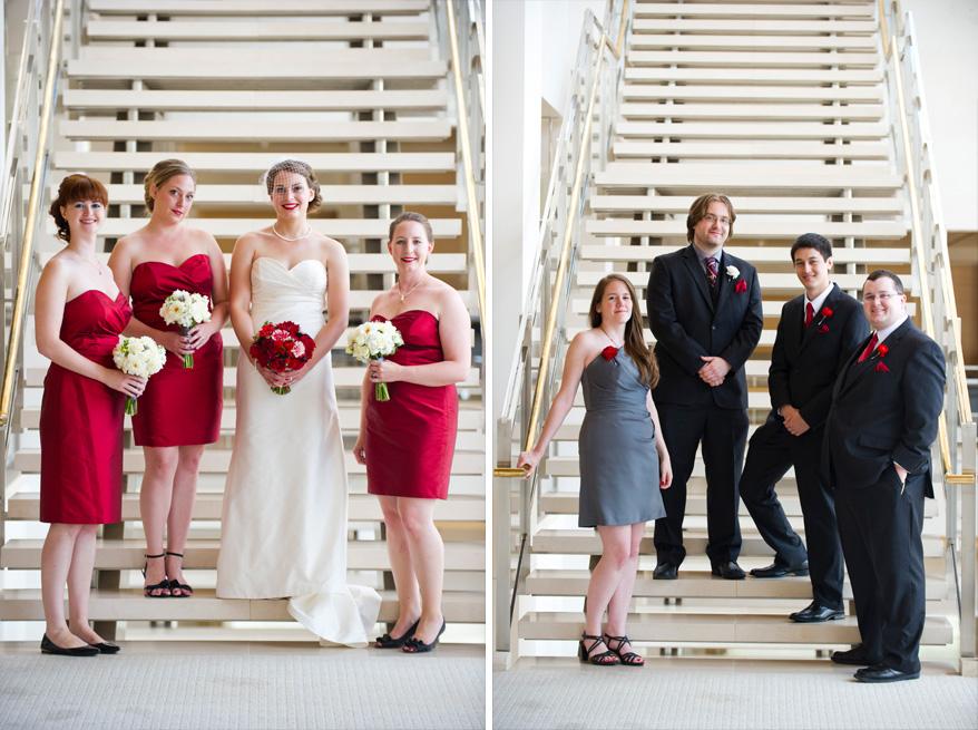 11b Overture Center Wedding Madison   Mattie and John