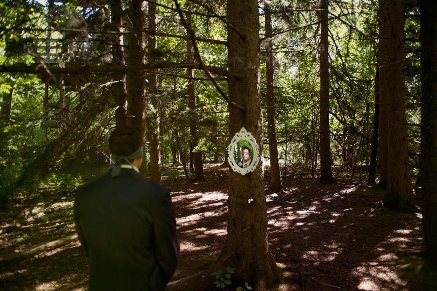 163 Schlitz Audubon Fairytale Wedding Whimsical Milwaukee Photographer   Tiffany Greg Enchanted Forest