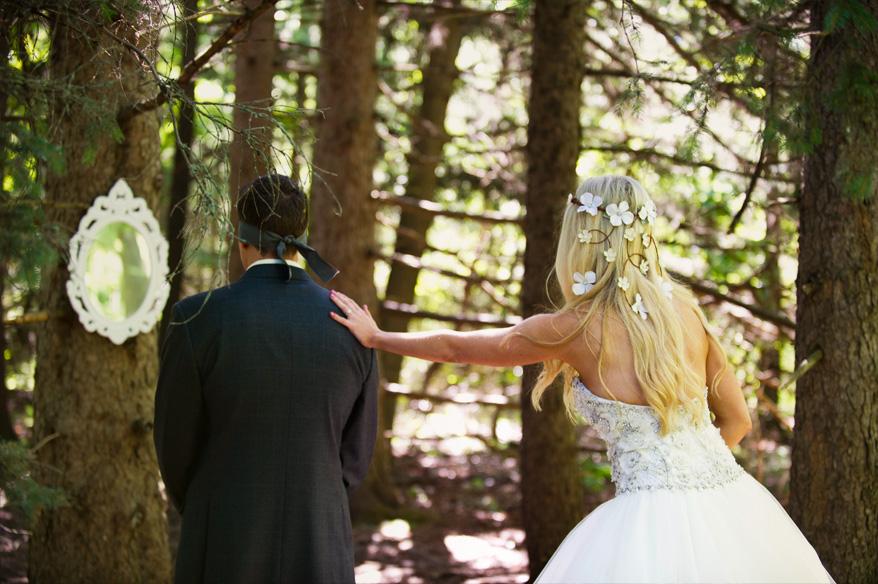 193 Schlitz Audubon Fairytale Wedding Whimsical Milwaukee Photographer   Tiffany Greg Enchanted Forest