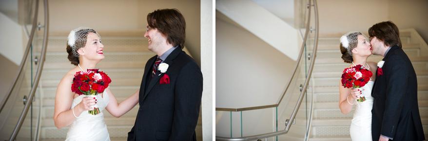 212 Overture Center Wedding Madison   Mattie and John