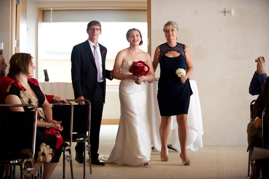 213 Overture Center Wedding Madison   Mattie and John