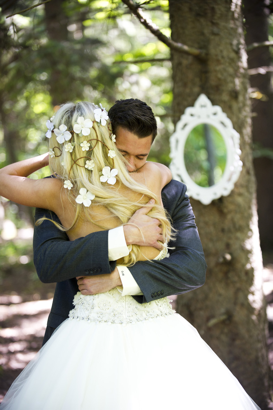 224 Schlitz Audubon Fairytale Wedding Whimsical Milwaukee Photographer   Tiffany Greg Enchanted Forest