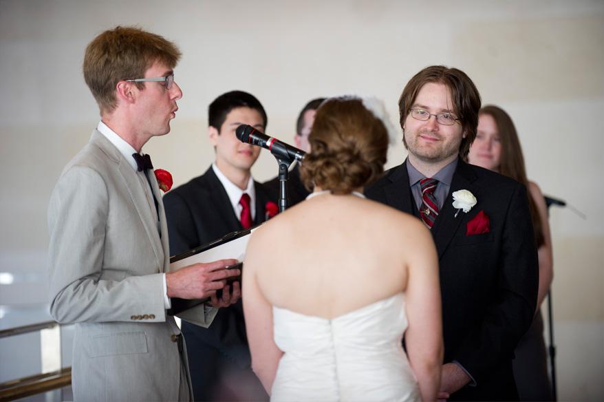 232 Overture Center Wedding Madison   Mattie and John