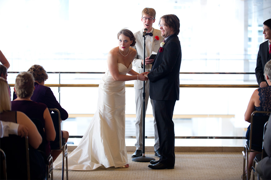 252 Overture Center Wedding Madison   Mattie and John