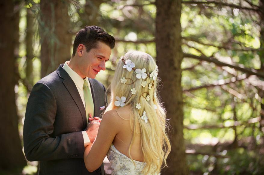 253 Schlitz Audubon Fairytale Wedding Whimsical Milwaukee Photographer   Tiffany Greg Enchanted Forest