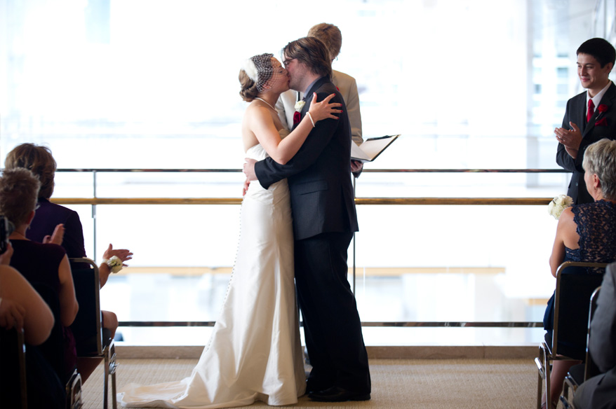 262 Overture Center Wedding Madison   Mattie and John