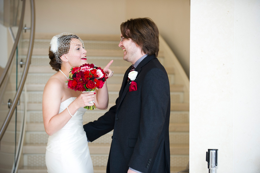 310 Overture Center Wedding Madison   Mattie and John