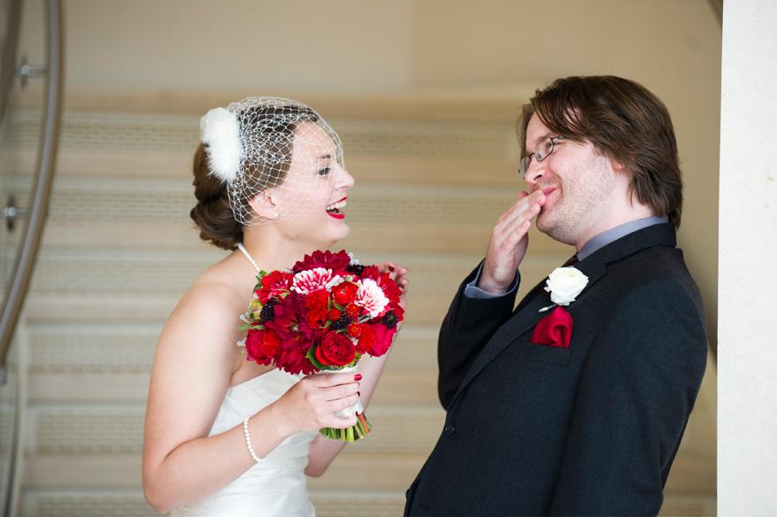 411 Overture Center Wedding Madison   Mattie and John