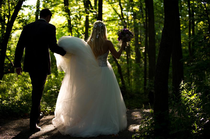 491 Schlitz Audubon Fairytale Wedding Whimsical Milwaukee Photographer   Tiffany Greg Enchanted Forest