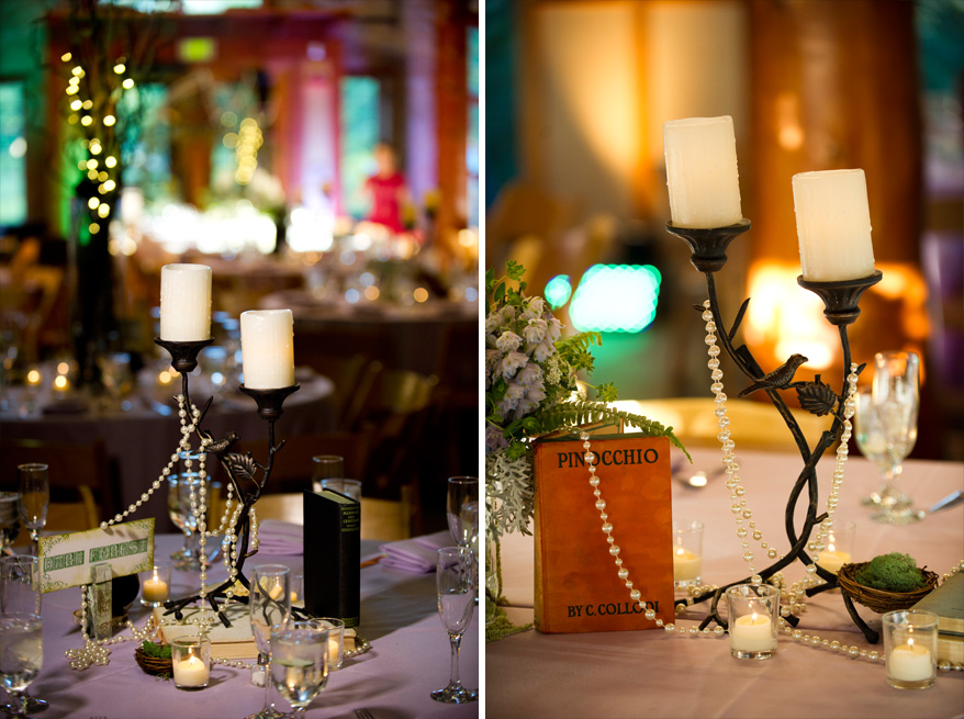 54b Schlitz Audubon Fairytale Wedding Whimsical Milwaukee Photographer   Tiffany Greg Enchanted Forest