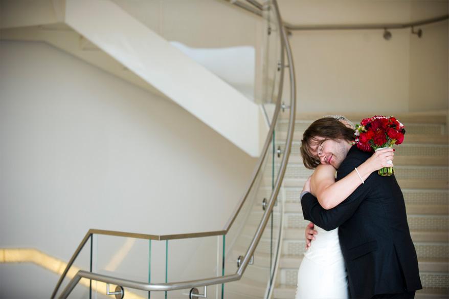 72 Overture Center Wedding Madison   Mattie and John