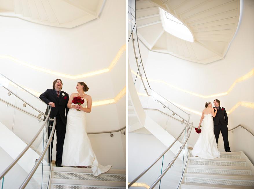 92 Overture Center Wedding Madison   Mattie and John
