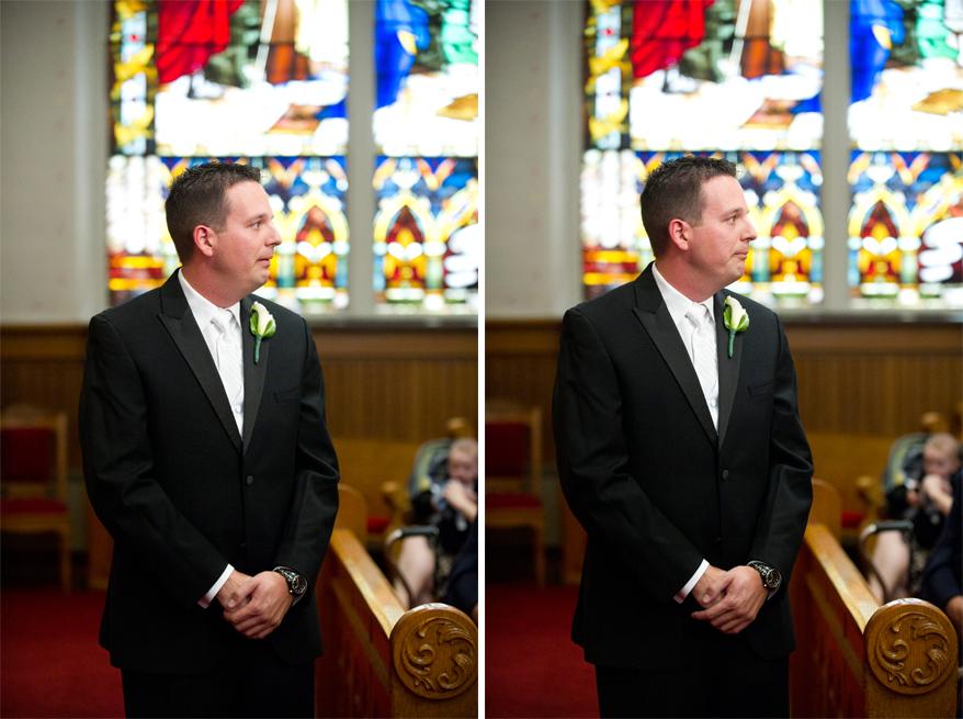 10 Modern Milwaukee Wedding Photographer   Harley Chrome   Grace Church   Karie and Matt